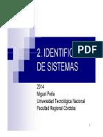 02_Identificación de Sistemas