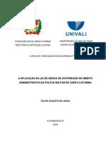 TCC Abuso de Autoridade.pdf
