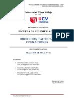 Trabajo 01 - Direccion Táctica de Operaciones
