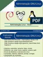 102 Linux Admin I