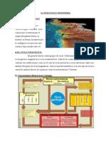 1º Unidad Geologia