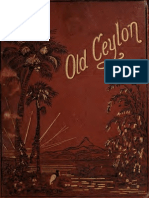 Old Ceylon by Jhon Capper
