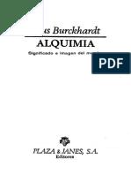 04_Alquimia - Titus Burckhardt