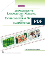 35148188 a Comprehensive Laboratory Manual for Environmental Science and Engineering 2010