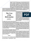 1991 Issue 2 - The Crux of the Reformation - Counsel of Chalcedon
