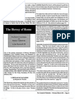 1991 Issue 2 - The Heresy of Rome