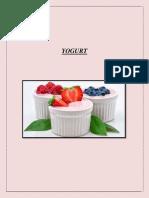 Yogurt Natural Descremado Frutas Almibar