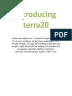 Terra20 Company Profile