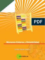 Raul Nunez Cabello - Numeros Enteros y Divisibilidad