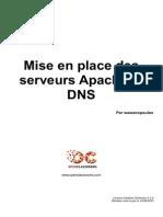 307345 Mise en Place Des Serveurs Apache Et DNS