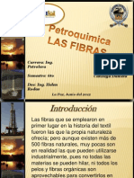 Fibras Textiles, Petroquimica