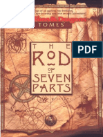 Ad&d 2e Tomes - The Rod of Seven Parts