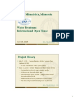 Water Treatment Open House Documents (2)