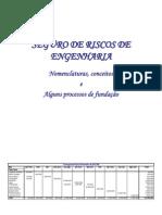 Curso de Riscos de Engenharia