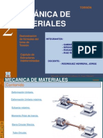 96592511 TORSION FLEXION Demostracion de Formulas