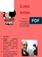 Trabajo de Mafalda