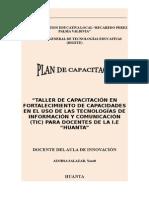PLAN+CAPACITACIÓN+AIP+2014