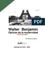 46248915 Walter Benjamin Opticas de La Modernidad