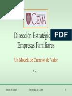 Estrategia en Empresas de Familia v12