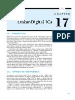 CHAP 17 - Linear-Digital ICs