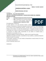 AMPLIACION DE PLAZO N° 021