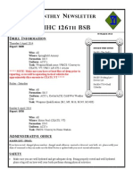 HHC Newsletter Apr 2014