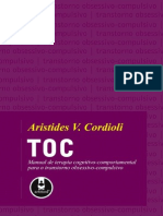 085 TOC; Manual de TCC Para o Transtorno Obsessivo-compulsivo (Aristides v. Cordioli) 2007