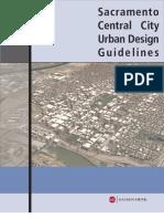 Sacramento Central City Urban Design Guidelines