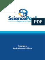 Catalogo Aplicadores Cloro