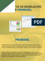Elementos de Modelacion de Promodel