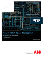 3BDD012902-510 en 800xA DevMgmt 5.1 FF Configuration