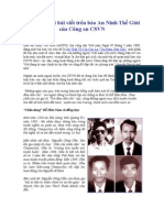 Bai Viet cua Anh Nguyen Phung Phong