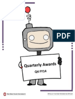 OCIO Q4FY14 Awards PDF