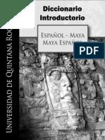 Diccionario Maya Castellano