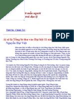 Bài Thơ của Hương Sài Gòn