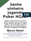 Poker - Como Vencer e Forrar