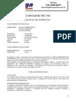 Manual Thc 300