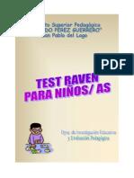 Test Raven Niños-1