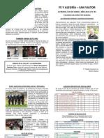Boletín Fe y Alegría 69 - Cutervo - Nº 3