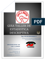 (Guia-taller Estadística Descriptiva 2012
