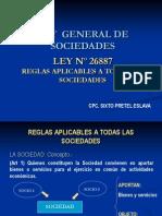Ley 26887 y Reglas