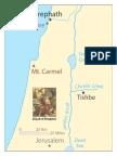 Elijah Map - Letter Size