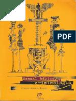 Manual Basico de Criminologia - Elbert Carlos Alberto