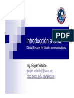 Introduccion a GSM