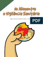 Guia de Alimentos e Vigilância Sanitária