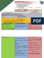 Propuesta Didactica 2015 (Español i) Primer Grado Proyecto 1