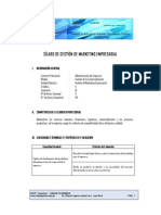 Sylabus Gestion de Marketing Empresarial