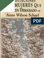 Wilson, Anne - Meditaciones Para Mujeres Que Hacen Demasiado