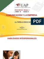Ayuda 5 Habilidades Interpersonales
