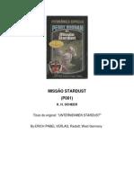 P-001 - Missão Stardust
